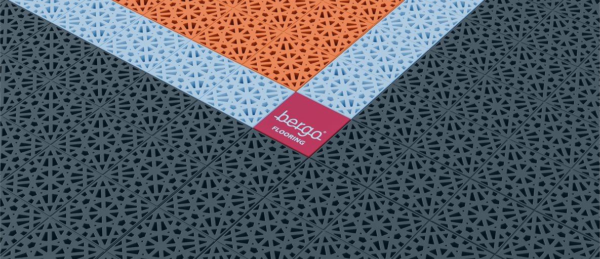 Marine Deck Covering Floor Tiles From Bergo Flooring